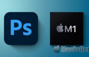Adobe 表示苹果M1版Photoshop比英特尔版快50%