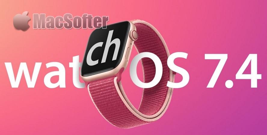 watchOS 7.4 Beta 6登场:助力iPhone戴口罩用Face ID解锁