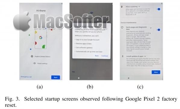 研究发现Android收集用户隐私数据量是iPhone的20 倍