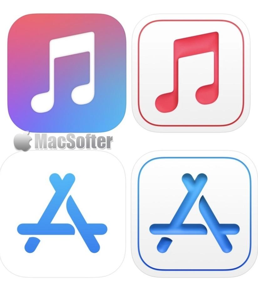Apple Music新图标曝光 :预示iOS 15设计新风格