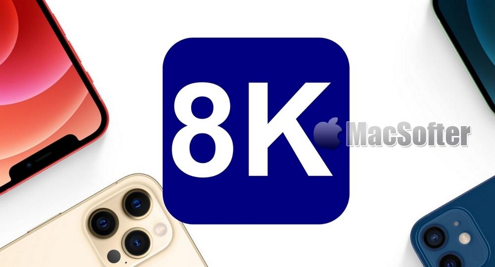 明年iPhone或支持4800万像素及8K拍摄