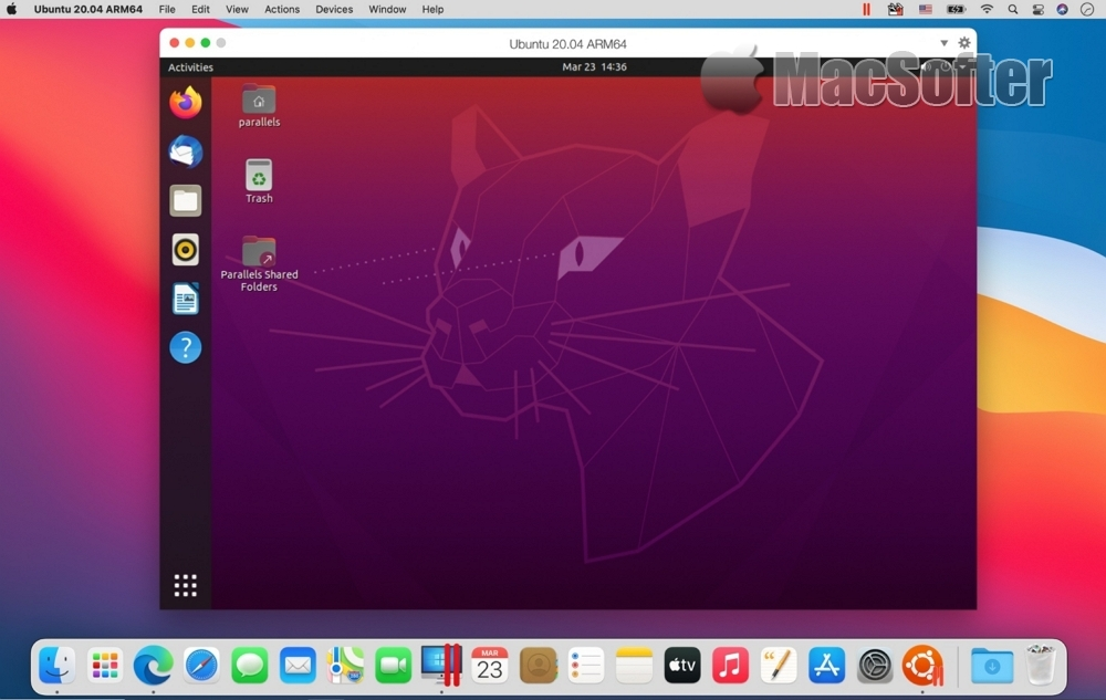 支持M1及x86 :Parallels Desktop 16.5 for Mac 正式登场