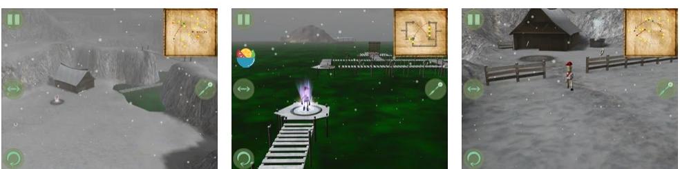 [iPhone/iPad限免] Mombari :幻想世界中的魔法益智冒险游戏
