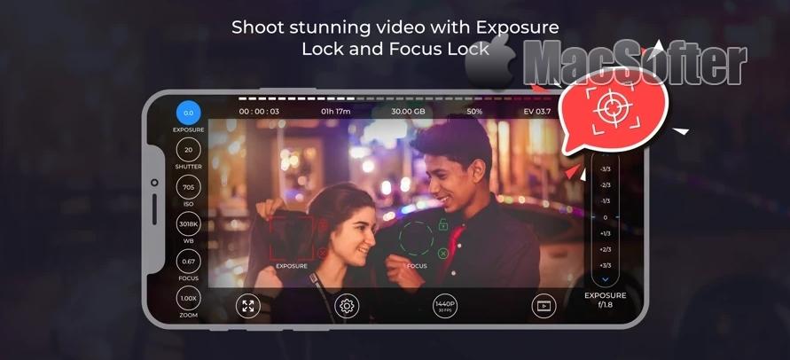 [iPhone限免] Video Recorder Pro :专业的视频录制工具