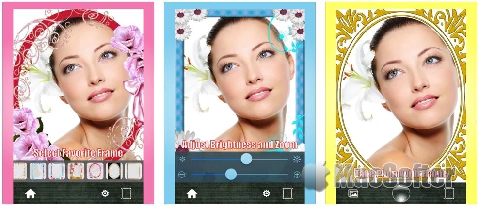 [iPhone/iPad限免] 逍遥镜 :将iPhone/iPad变成化妆镜