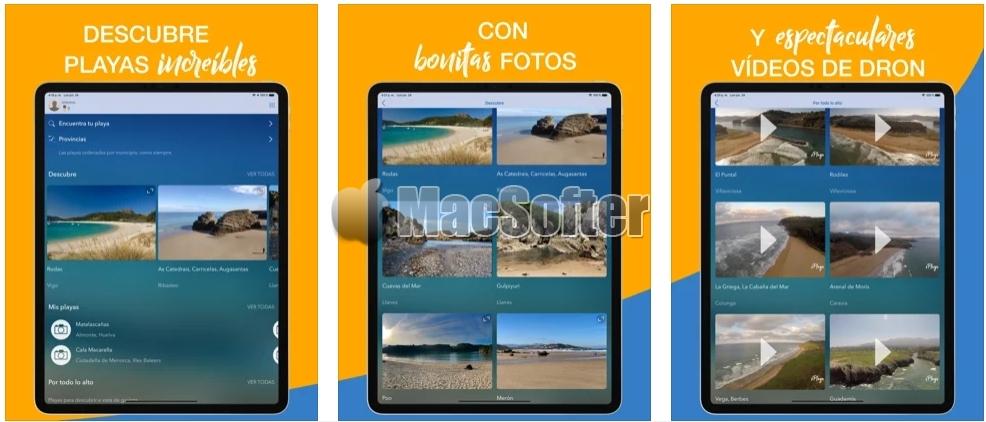 [iPhone/iPad限免] iPlaya :全球海滩游玩信息和天气预报软件