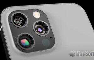 2022年iPhone镜头像素达到4800万画素,将迎来五大趋势