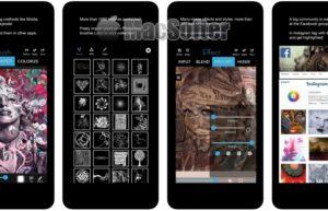 [iPhone限免] iColorama S :照片特效编辑处理工具