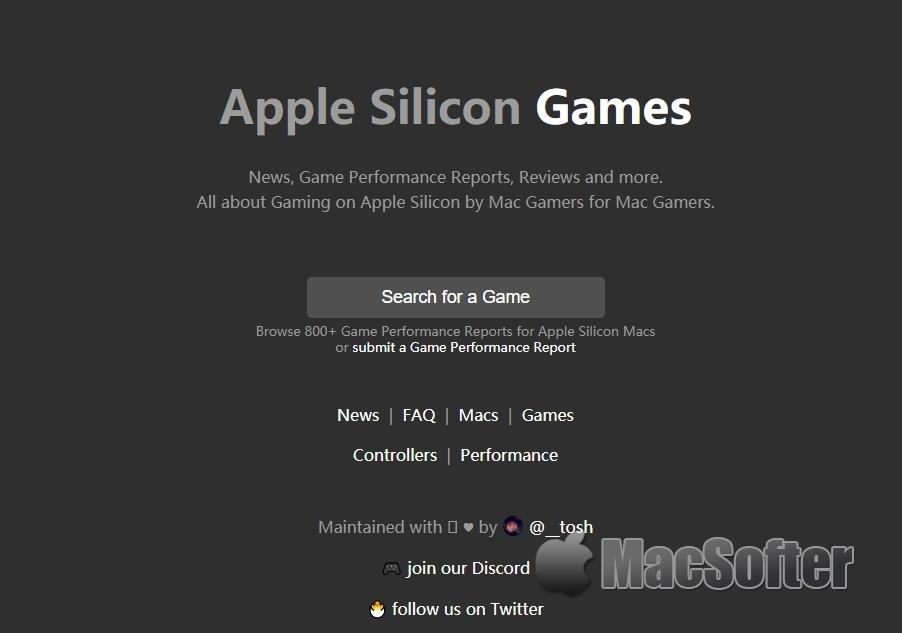 M1 Mac游戏兼容性怎么查?在新的M1 Mac上检查游戏的兼容性和性能