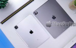 苹果CEO库克称因芯片短缺M1 iPad Pro和Mac下半年或供货不足