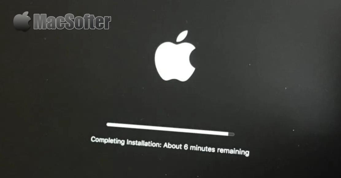 M1 Macbook从macOS Big Sur 11.3降级到11.2.3教程