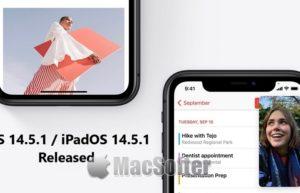 苹果iOS 14.5.1、iPadOS 14.5.1固件iPSW下载点(官方链接)