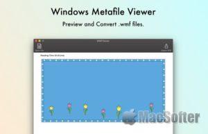 [Mac] WMFViewer : mac打开查看WMF图片格式的工具
