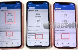 部分用户反映iPhone 11/12升级iOS 14.5.1后竟比iPhone XR慢