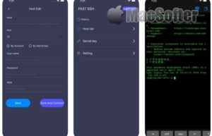 [iPhone限免] FAST SSH :快速方便的SSH客户端工具