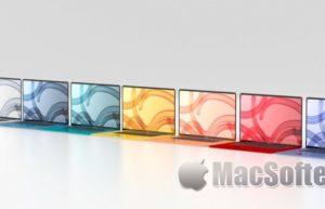推出MacBook Air或跟iMac走彩色路线