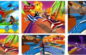 [iPhone/iPad限免] Crazy Planes Racing Simulator : 疯狂飞机竞速游戏