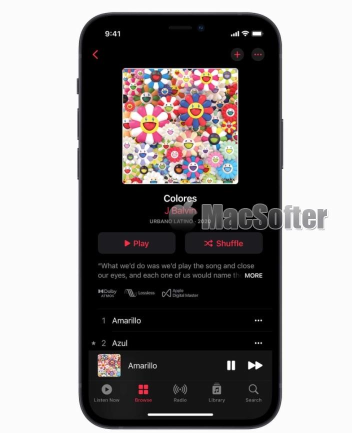Apple Music宣布下月推出无损版:无需额外付费
