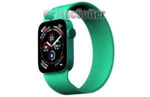 爆料称Apple Watch Series 7 将有新色与新设计
