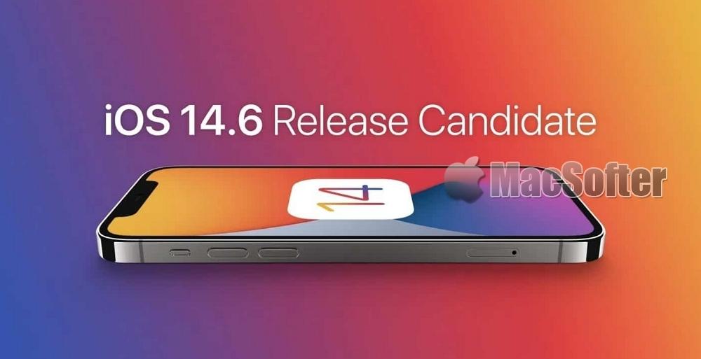 苹果发布iOS 14.6、iPadOS 14.6第二个RC版