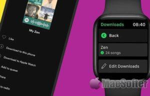 Apple Watch 终于支持Spotify音乐离线收听了