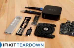iFixit 拆解第二代 Apple TV 4K