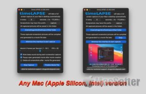 [Mac] timeLAPSE :Mac桌面自动定时截图归档工具