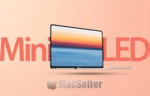 Mini-LED MacBook Pro 来了:XDR显示超鲜艳,最出色