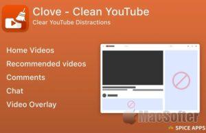 [Mac] Clove :Youtube页面内容过滤Safari插件