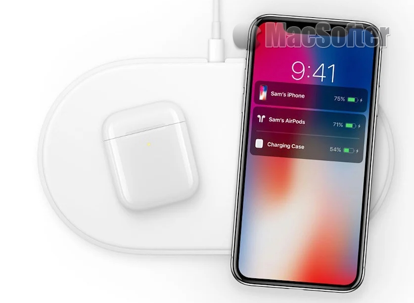 彭博社称苹果仍在开发类似AirPower 的无线充电器