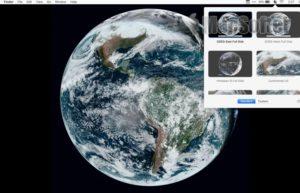[Mac] Downlink : Mac的实时卫星图像动态桌面工具