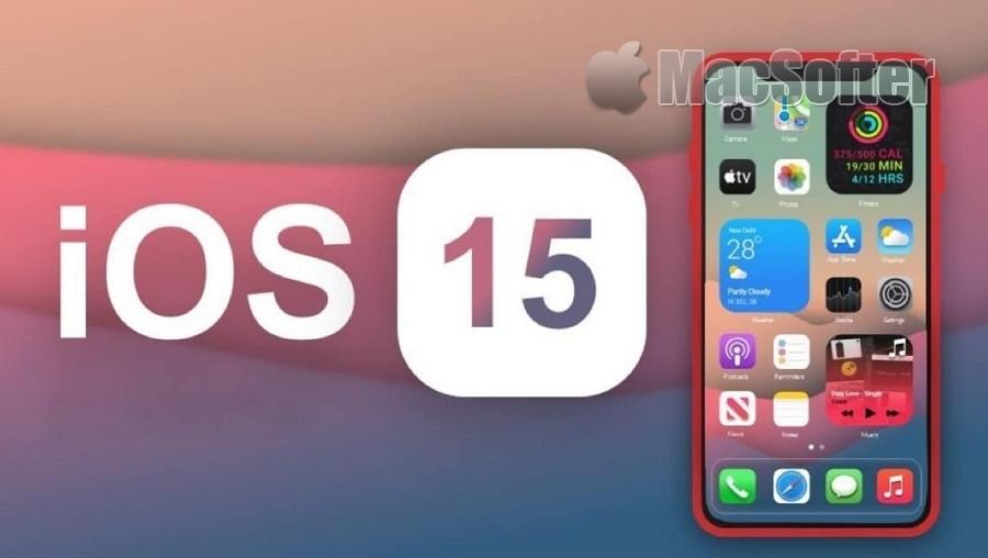 iOS 15 Beta 1 IPSW下载地址