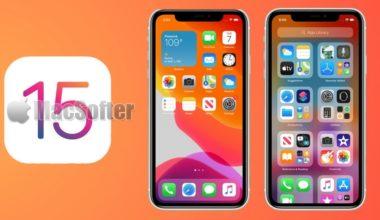 iOS 15发布 :iOS 15更新了什么?iOS 15新特性一览