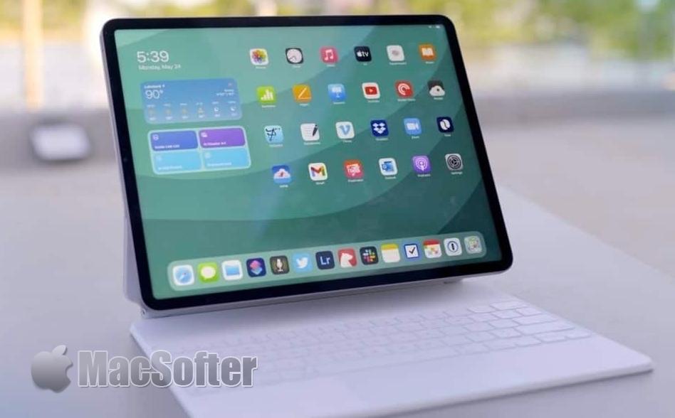 iPadOS 15 File App「文件」 支持读取NTFS格式文件