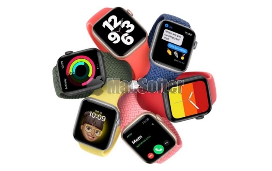 彭博社透露Apple Watch Series 7、SE及极限运动版改动:未来有温度、血糖追踪
