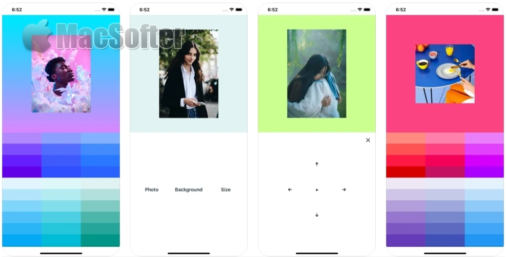 [iPhone/iPad限免] Borders for Instagram : 为发布到Instagram的照片视频添加边框的工具