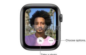 如何在Apple Watch上设定快门计时器遥控iPhone拍照