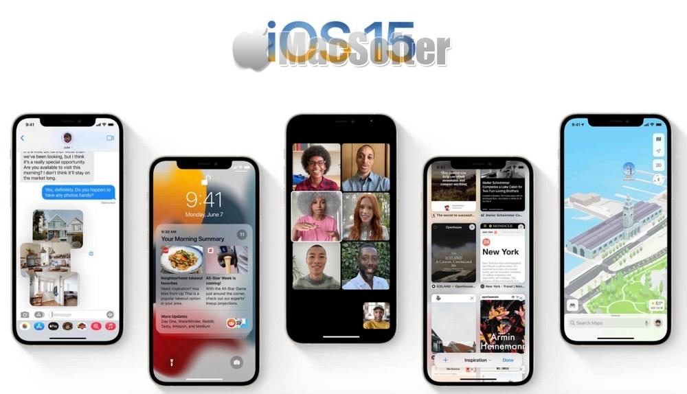 旧款iPhone无法使用iOS 15部分新功能