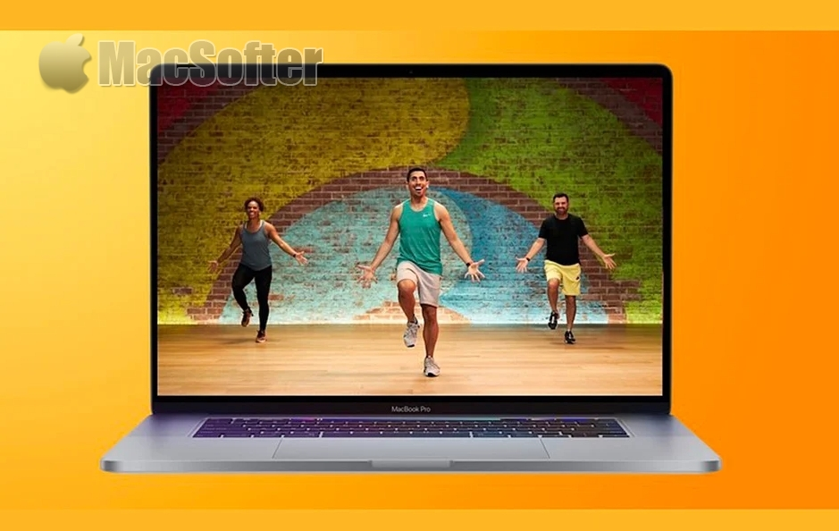 macOS Monterey通过AirPlay为Mac带来Apple Fitness+
