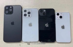 iPhone 13长什么样?iPhone 13系列模型曝光