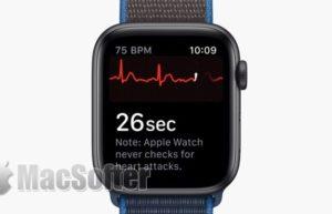 通过医疗器械审批: Apple Watch ECG功能或很快将在国内启用