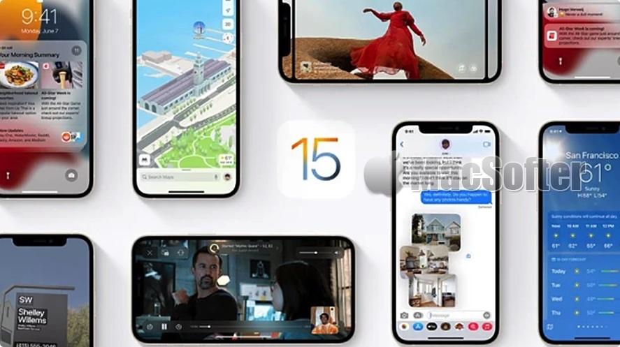 iOS 15 允许游戏和App使用更多内存以提升应用表现