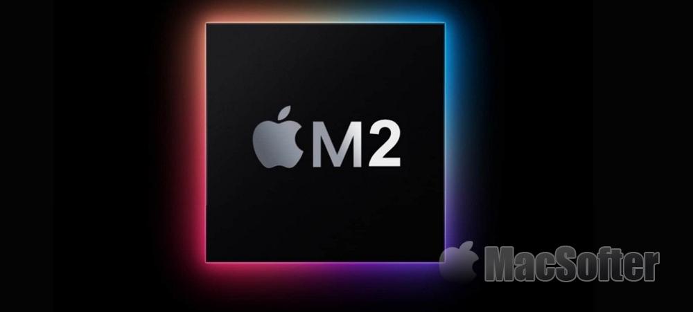 Apple M2处理器或于2022年在MacBook Air使用