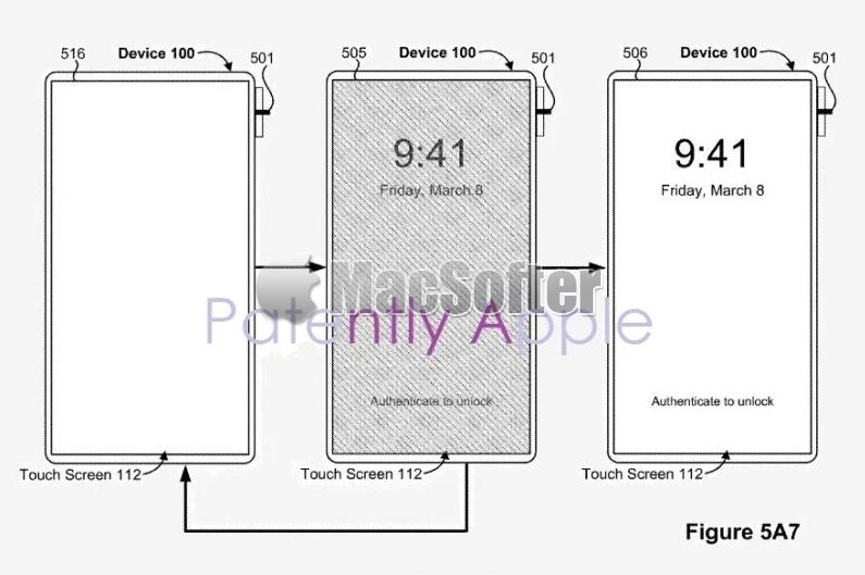 苹果手机电源键指纹专利曝光:为平价iPhone SE铺路