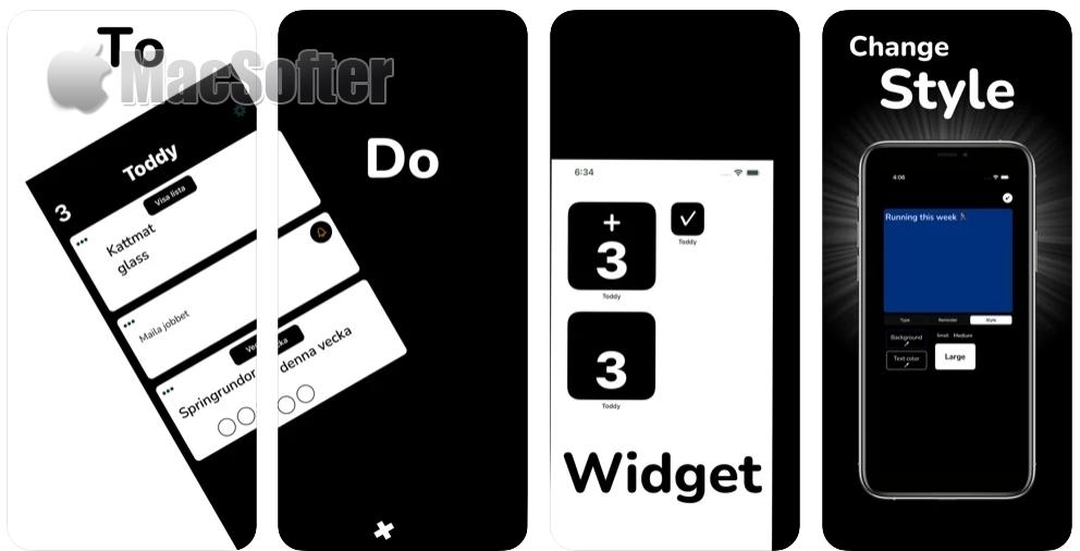 [iPhone限免] Toddy :待办事项清单软件