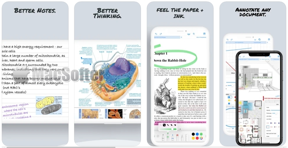 [iPhone/iPad限免] GoodPencil : PDF标注编辑转换器