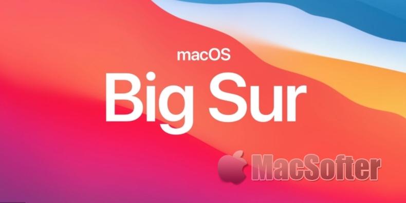 macOS Big Sur 11.5 RC发布:macOS Big Sur 11.5 RC新功能一览
