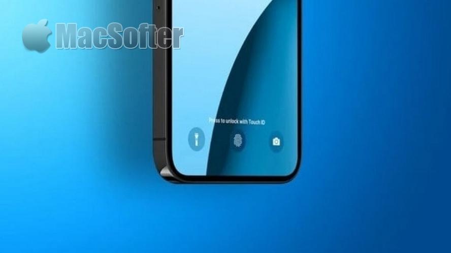 彭博社称苹果正测试屏下指纹技术:但无缘iPhone 13系列