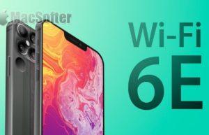 传iPhone 13配备WiFi-6E:网速更快、信号范围更广