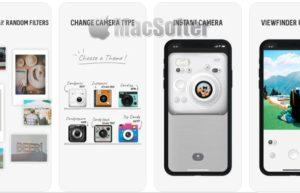 [iPhone限免] InstaMini :拍立得相机软件